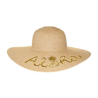 Riviera Packable Floppy Hat