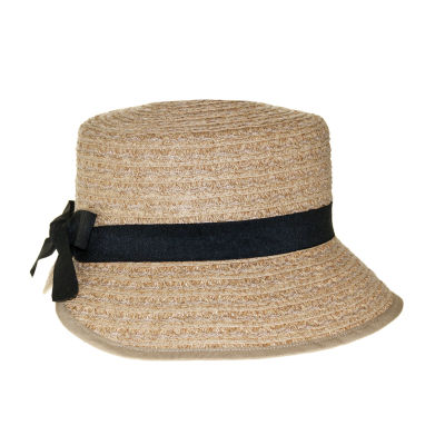 Riviera Packable Cloche Hat