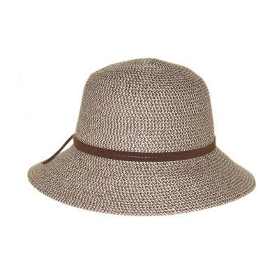 Riviera Packable Cloche Hat