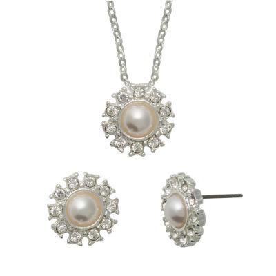Mixit Womens Jewelry Set
