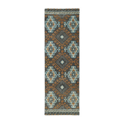 Kaleen Global Inspiration Heriz Rectangular Rug