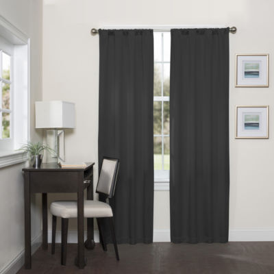 Eclipse Darrell Rod-Pocket Curtain Panel