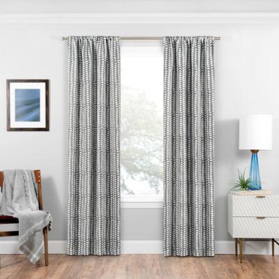 Eclipse Naya Blackout Rod-Pocket Curtain Panel