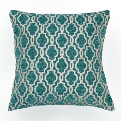 Gwen Square Throw Pillow