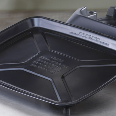 Delonghi® Perfecto Indoor Healthy Grill With Tempered Glass Lid