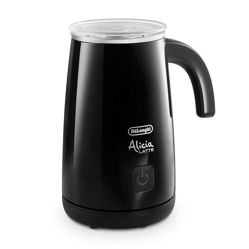 Delonghi Milk Frother, Black, One Size
