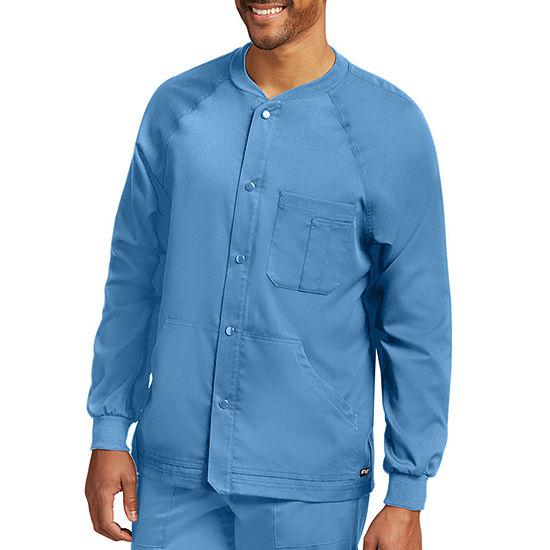 Barco® Grey's Anatomy™ 0406 Men's Raglan Scrub Jacket