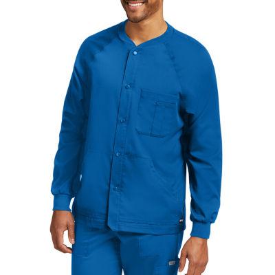 Barco™ Greys Anatomy 0406 Men's Raglan Scrub Jacket