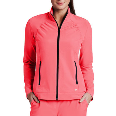 Barco™ One 5405 Women's Crew Neck Zipper Jacket