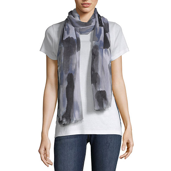 Mixit Watercolor Oblong Scarf