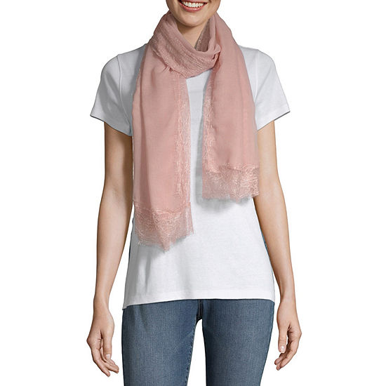Mixit Lace Insert Scarf