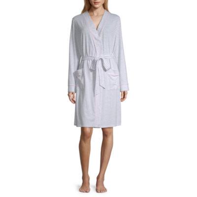 Liz Claiborne® Women's Essential Knit Robe