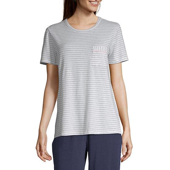 Liz Claiborne® Women's Essential Knit Tee