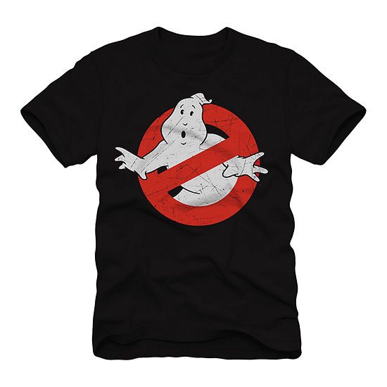 Mens Ghostbusters Graphic T-Shirt