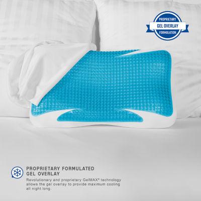 SensorPEDIC® GelMAX™ Cooling & Comfort Memory Foam Pillow
