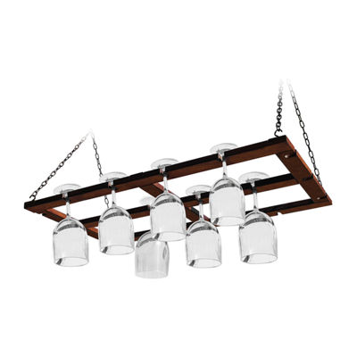 Vinotemp Wine Glass Rack Stemware Storage