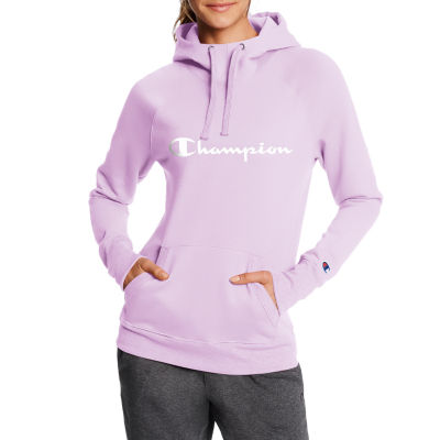Champion Women's Fleece Long Sleeve Hoodie