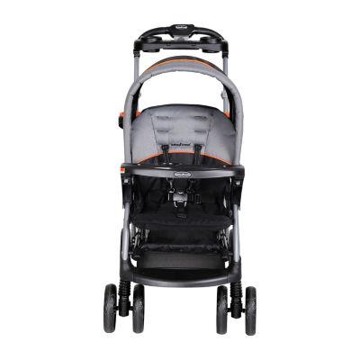Baby Trend Sit N' Stand® Ultra Stroller - Millennium Orange