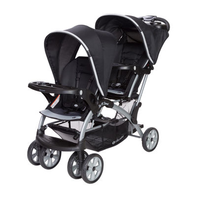 Baby Trend Sit N' Stand® Double - Optic Grey