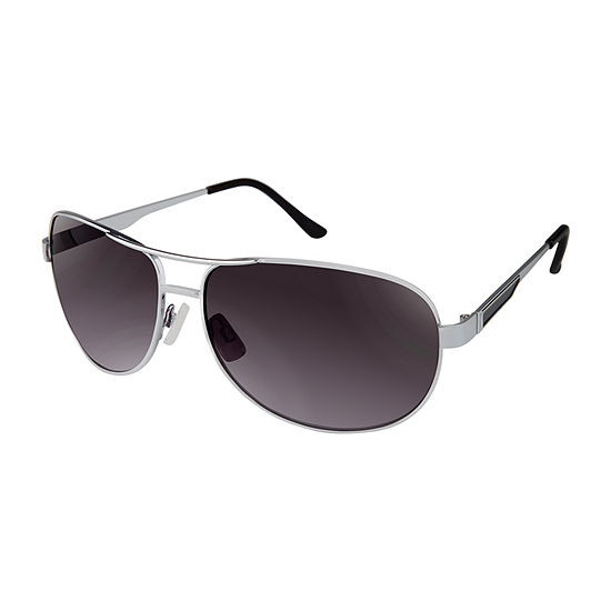 Arizona Aviator Sunglasses With Enamel Detail
