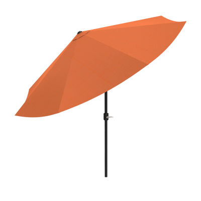 Pure Garden 10 Ft. Auto Tilt Patio Umbrella