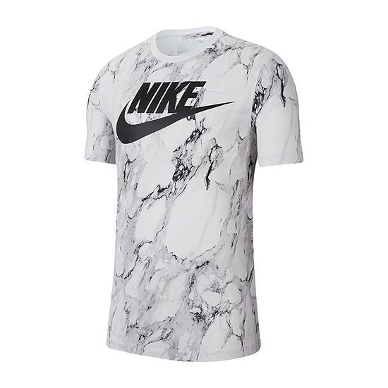 Nike-Big and Tall Mens Crew Neck Short Sleeve Dri-Fit T-Shirt