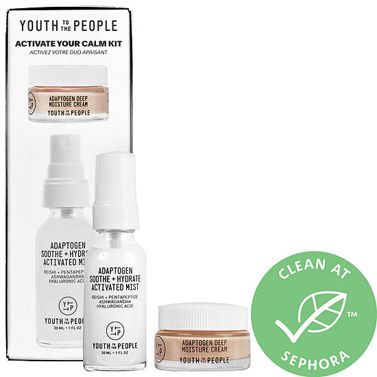 Youth To The People Activate Your Calm Kit