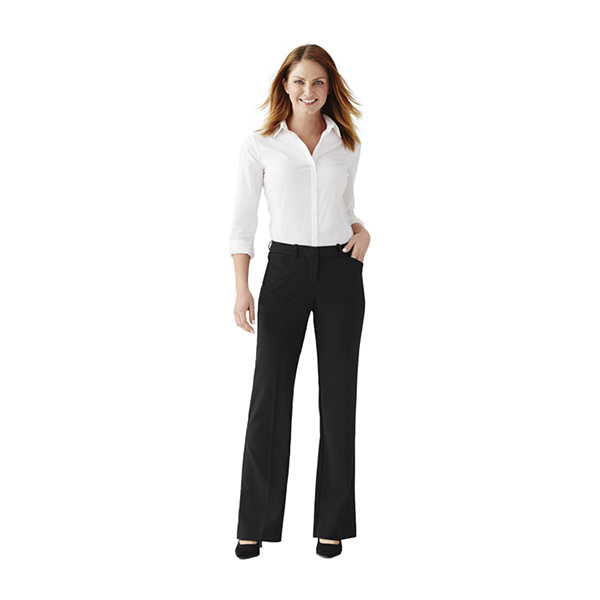 Worthington Perfect Trouser Modern Fit Bootcut Trouser