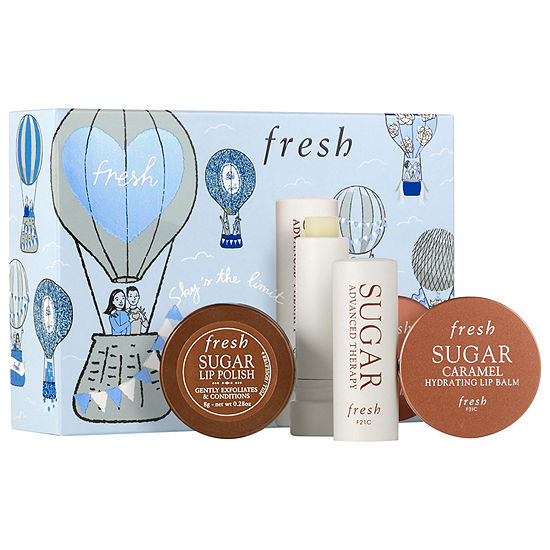 SKINCARE PRODUCTS Sugar On-the-Go Lip Kit Gift Set