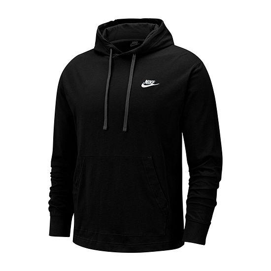Nike Mens Long Sleeve Embellished Hoodie - Big and Tall