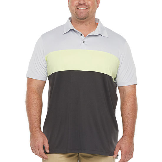 The Foundry Big & Tall Supply Co. Short Sleeve Polo Shirt Big and Tall Mens