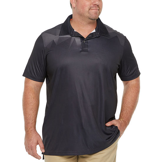 The Foundry Big & Tall Supply Co.Mens Short Sleeve Polo Shirt - Big and Tall