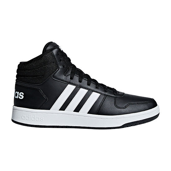 adidas Hoops Mid 2.0 Mens Basketball Shoes