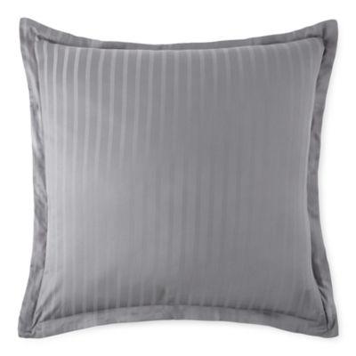 Liz Claiborne Classic Collection Cotton Tencel Lyocell Euro Sham