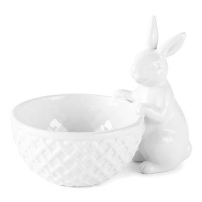 Liz Claiborne Bunny Candy Dish