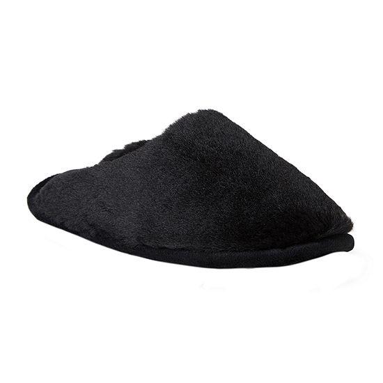 Dearfoams Bailey Womens Slip-On Slippers