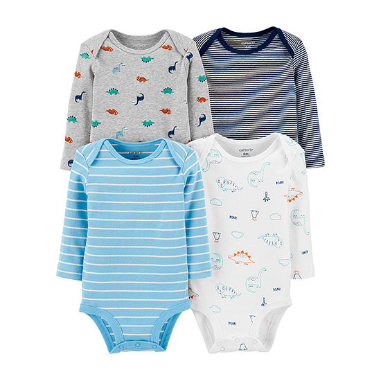 Carter's Boys 4-pc. Bodysuit-Baby