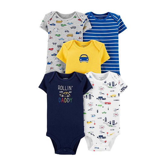 Carter's Boys 5-pc. Bodysuit - Baby