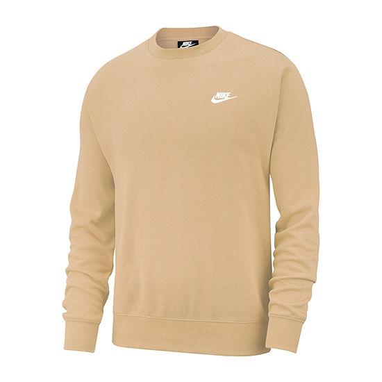 Nike Big and Tall Mens Crew Neck Long Sleeve Sweatshirt