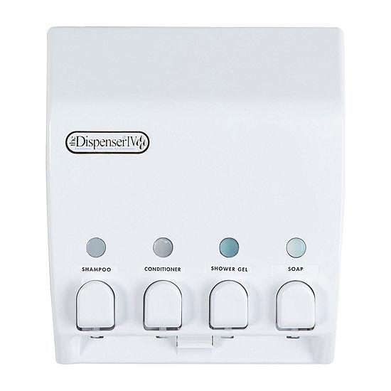 Better Living Classic Dispenser IV White