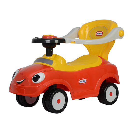 Best Ride On Cars : 3-In-1 Little Tikes Push Car