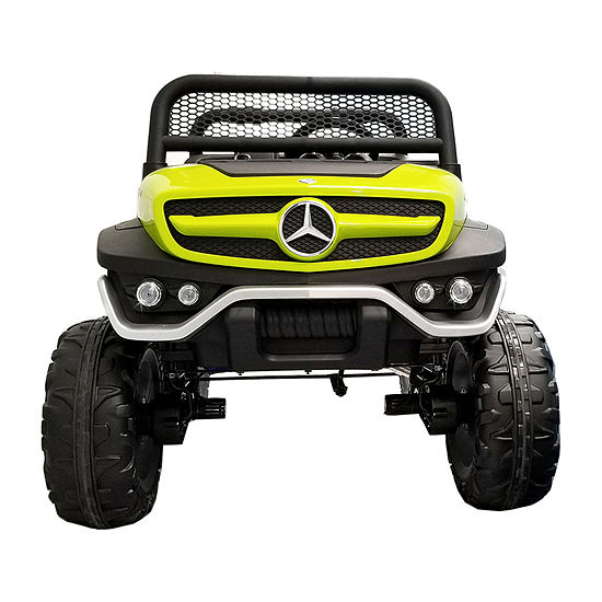 Best Ride On Cars Mercedes Unimog