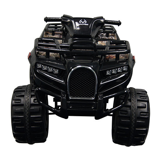 Best Ride On Cars Realtree Sporty Atv 12v