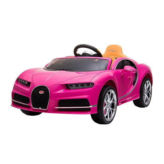 Best Ride On Cars Bugatti Chiron 12v
