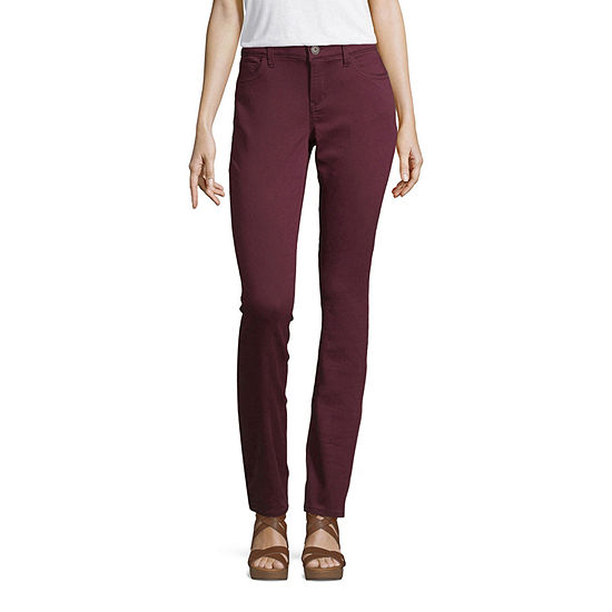 Liz Claiborne Flexi Fit Skinny Pant - Tall