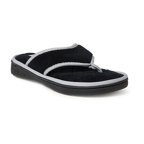 Dearfoams Melanie Womens Slip-On Slippers