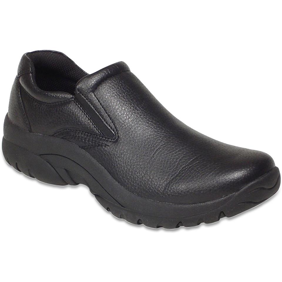 Deer Stags Jaguar Slip On Shoes, Black, Mens