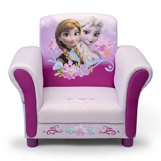 Disney Frozen Upholstered Chair - Pink