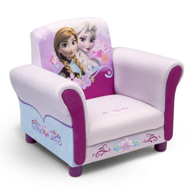 Disney Frozen Upholstered Chair - Pink