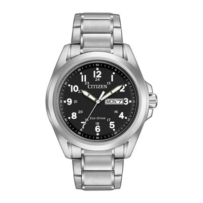 Citizen® Eco-Drive Mens Stainless Steel Sport Watch AW0050-82E